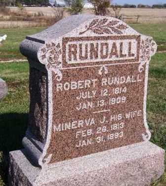 RUNDALL, ROBERT - Madison County, Iowa | ROBERT RUNDALL