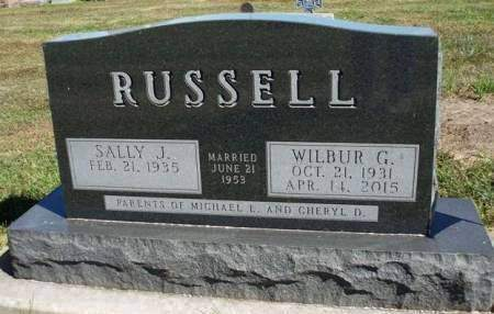 RUSSELL, SALLY JO - Madison County, Iowa | SALLY JO RUSSELL