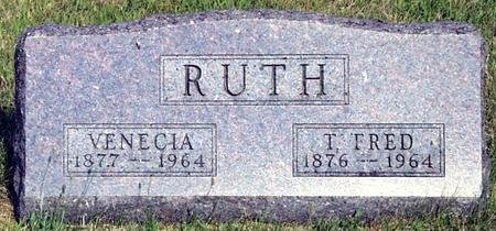 SEE RUTH, VENECIA GRACE - Madison County, Iowa | VENECIA GRACE SEE RUTH