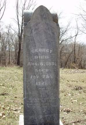 RUTHERFORD, GEORGE V.  (GEORGY) - Madison County, Iowa | GEORGE V.  (GEORGY) RUTHERFORD