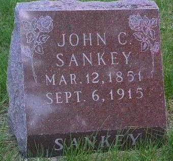 SANKEY, JOHN C. - Madison County, Iowa | JOHN C. SANKEY