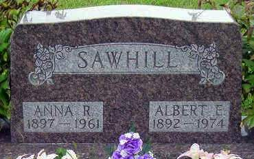 SAWHILL, ALBERT ELLSWORTH - Madison County, Iowa | ALBERT ELLSWORTH SAWHILL