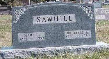 SAWHILL, WILLIAM ALEXANDER - Madison County, Iowa | WILLIAM ALEXANDER SAWHILL