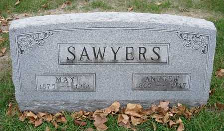 POPE SAWYERS, JEMIMA MAY - Madison County, Iowa | JEMIMA MAY POPE SAWYERS