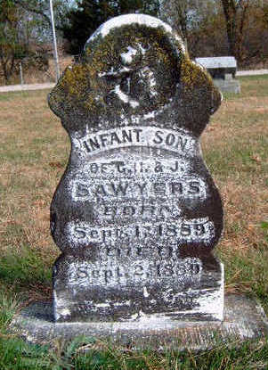 SAWYERS, INFANT - Madison County, Iowa | INFANT SAWYERS