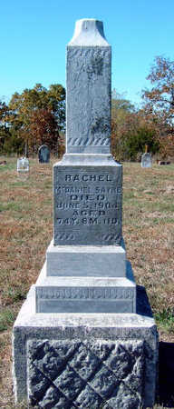 SAYRE, RACHEL S - Madison County, Iowa | RACHEL S SAYRE