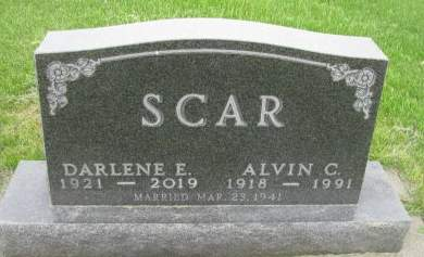SCAR, ALVIN CARL - Madison County, Iowa | ALVIN CARL SCAR