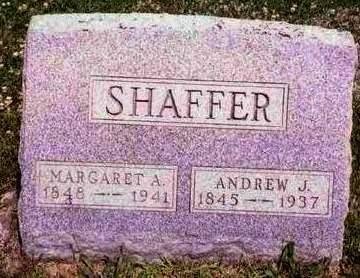 SHAFFER, MARGARET ANN - Madison County, Iowa | MARGARET ANN SHAFFER