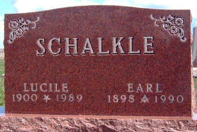 SCHALKLE, DAVID EARL - Madison County, Iowa | DAVID EARL SCHALKLE