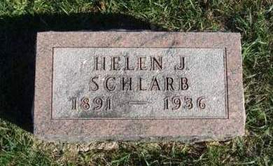 SCHLARB, HELEN J. - Madison County, Iowa | HELEN J. SCHLARB