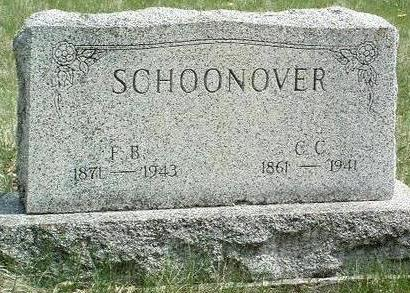 SCHOONOVER, CASSIUS CLAY - Madison County, Iowa | CASSIUS CLAY SCHOONOVER