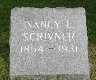 SCRIVNER, NANCY ISABELLE - Madison County, Iowa | NANCY ISABELLE SCRIVNER