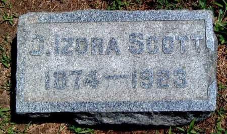 SCOTT, CATHERINE IZORA - Madison County, Iowa | CATHERINE IZORA SCOTT