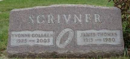 SCRIVNER, YVONNE COLLEEN - Madison County, Iowa | YVONNE COLLEEN SCRIVNER