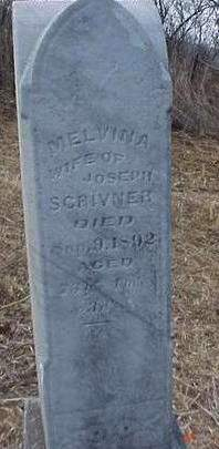 SCRIVNER, MELVINA - Madison County, Iowa | MELVINA SCRIVNER