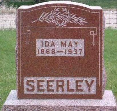 SEERLEY, IDA MAY - Madison County, Iowa | IDA MAY SEERLEY