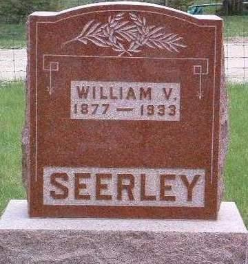 SEERLEY, WILLIAM VIRGIL - Madison County, Iowa | WILLIAM VIRGIL SEERLEY