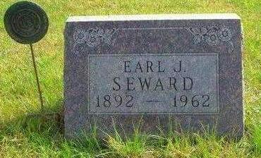 SEWARD, EARL JOEL - Madison County, Iowa | EARL JOEL SEWARD