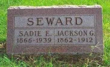 SEWARD, JACKSON GREEN - Madison County, Iowa | JACKSON GREEN SEWARD