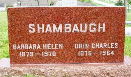 SHAMBAUGH, BARBARA HELEN - Madison County, Iowa | BARBARA HELEN SHAMBAUGH