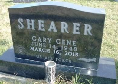 SHEARER, GARY GENE - Madison County, Iowa | GARY GENE SHEARER