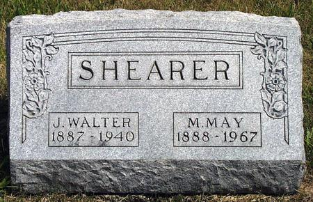 SHEARER, JOHN WALTER - Madison County, Iowa | JOHN WALTER SHEARER