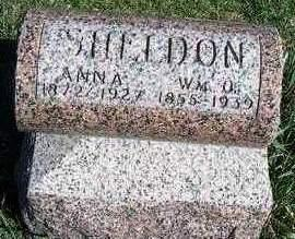 SHELDON, ANNA BELLE - Madison County, Iowa | ANNA BELLE SHELDON