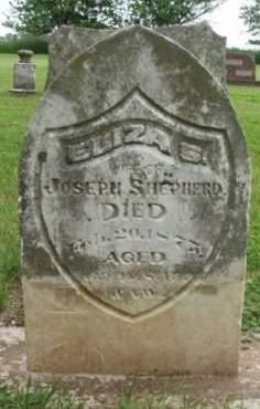 SHEPHERD, ELIZA S. - Madison County, Iowa | ELIZA S. SHEPHERD