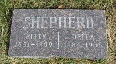SHEPHERD, KATHERINE (KITTY) - Madison County, Iowa | KATHERINE (KITTY) SHEPHERD