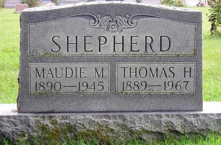 SHEPHERD, THOMAS H. - Madison County, Iowa | THOMAS H. SHEPHERD