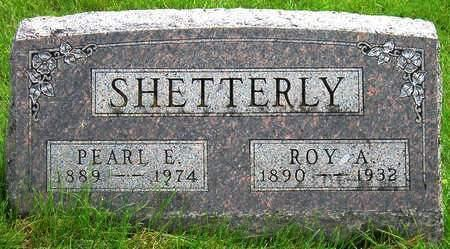 SHETTERLY, ROY ANDERSON - Madison County, Iowa | ROY ANDERSON SHETTERLY