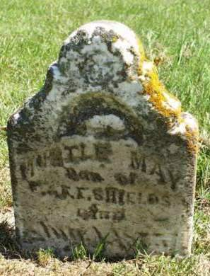 SHIELDS, MYRTLE MAY - Madison County, Iowa | MYRTLE MAY SHIELDS