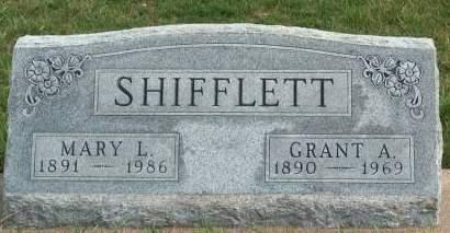 SHIFFLETT, GRANT A. - Madison County, Iowa | GRANT A. SHIFFLETT
