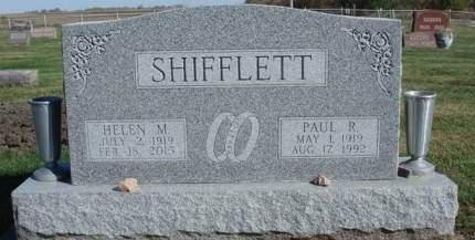 SHIFFLETT, HELEN LUCILLE - Madison County, Iowa | HELEN LUCILLE SHIFFLETT