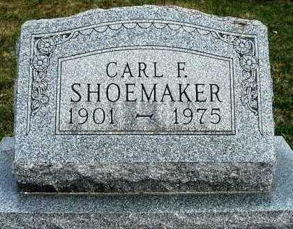 SHOEMAKER, CARL F. - Madison County, Iowa | CARL F. SHOEMAKER