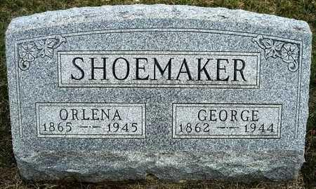 SHOEMAKER, GEORGE MORGAN - Madison County, Iowa | GEORGE MORGAN SHOEMAKER
