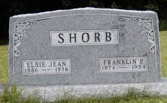 SHORB, ELSIE JEAN - Madison County, Iowa | ELSIE JEAN SHORB