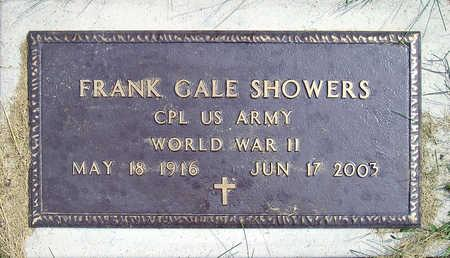 SHOWERS, FRANK GALE - Madison County, Iowa | FRANK GALE SHOWERS