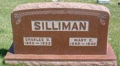 MOORE SILLIMAN, MARY C. - Madison County, Iowa | MARY C. MOORE SILLIMAN