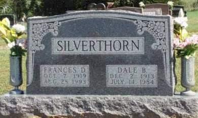SILVERTHORN, FRANCES DELENE - Madison County, Iowa | FRANCES DELENE SILVERTHORN