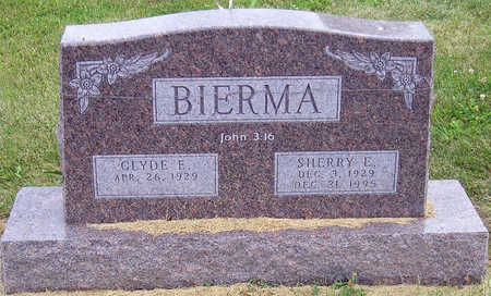 SIMMONS BIERMA, SHERRY E. - Madison County, Iowa | SHERRY E. SIMMONS BIERMA