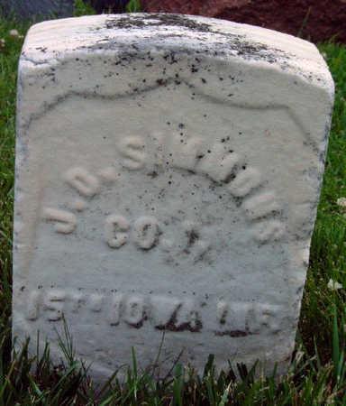 SIMMONS, JOSEPH DUGAN - Madison County, Iowa   JOSEPH DUGAN SIMMONS