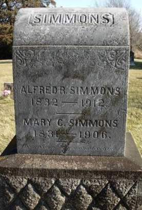 SIMMONS, MARY CATHERINE - Madison County, Iowa | MARY CATHERINE SIMMONS