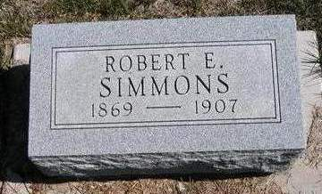 SIMMONS, ROBERT EYRE - Madison County, Iowa | ROBERT EYRE SIMMONS