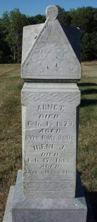 SIMPSON, ARNET - Madison County, Iowa | ARNET SIMPSON