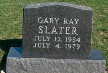 SLATER, GARY RAY - Madison County, Iowa | GARY RAY SLATER