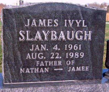 SLAYBAUGH, JAMES IVYL - Madison County, Iowa | JAMES IVYL SLAYBAUGH