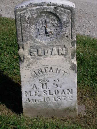 SLOAN, INFANT - Madison County, Iowa | INFANT SLOAN
