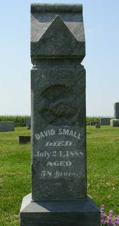 SMALL, DAVID - Madison County, Iowa | DAVID SMALL
