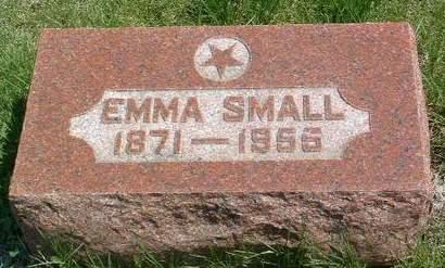 SMALL, EMMA MAY - Madison County, Iowa | EMMA MAY SMALL